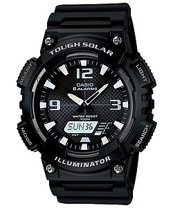 CASIO TOUGH SOLAR Analog-Digital Combination AQ-S810W-1AV