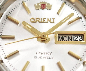 ORIENT Oyster Ladies Automatic BNQ0A001W