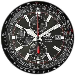 Casio Edifice Chronograph 100M EF-527D-1AV