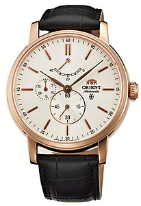 ORIENT Classic Automatic Power Reserve Sapphire Collection EZ09006W