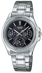 CASIO Multi-Hand Ladies Collection LTP-2088D-1AV