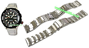 Seiko 22mm Solid Stainless Steel Bracelet for SRP227, SRP229 & etc. Code: M0ES221