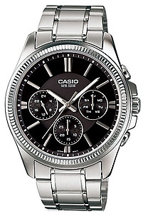 CASIO Multi-Hand Gents Collection MTP-1375D-1AV