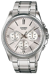 CASIO Multi-Hand Gents Collection MTP-1375D-7AV