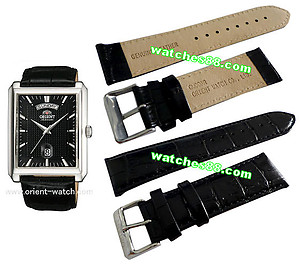 ORIENT 25mm Genuine Leather for FEVAF004B