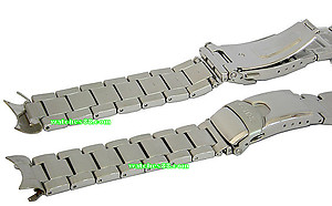 Seiko 22mm solid stainless steel bracelet for SNZF11, SNZF15, SNZF17, SNZG11, SNZG13, SNZG15 & etc. CODE: 300F1JM