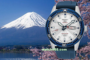 SEIKO Mt Fuji World Heritage Limited Edition Automatic SRP781K1