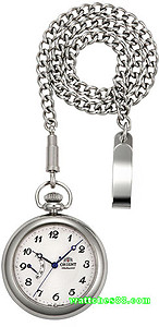 ORIENT Classic Mechanical Pocket Watch CDD00001W ( WV0011DD )