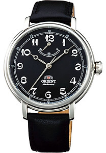 ORIENT Monarch Vintage-Inspired Hand Winding Power Reserve FDD03002B