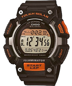 CASIO Tough Solar Runners Digital STLS110H-1A
