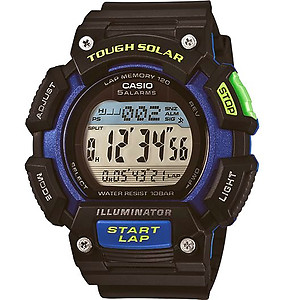CASIO Tough Solar Runners Digital STLS110H-1B