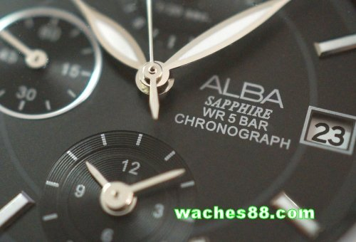 ALBA Fashion Sapphire Collection Chronograph AF8R73X1