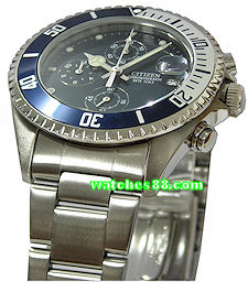 Citizen Chronograph Tachymeter AN3304-51L