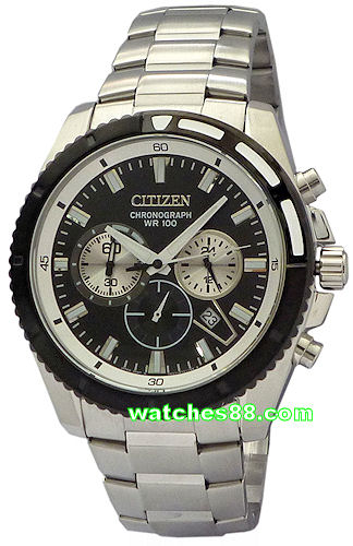 Citizen Chronograph Tachymeter AN8011-52E