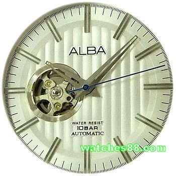ALBA Flagship 100M Automatic AS-2019