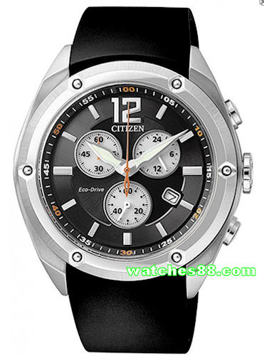 CITIZEN Eco-Drive Tachymeter Chronograph AT0980-12F