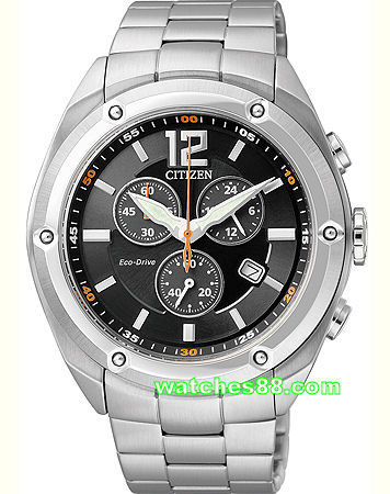 CITIZEN Eco-Drive Tachymeter Chronograph AT0980-63E
