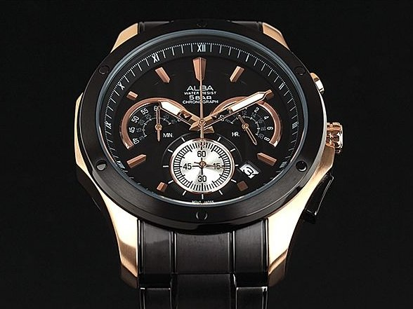 ALBA Flagship Collection Chronograph AU2076X