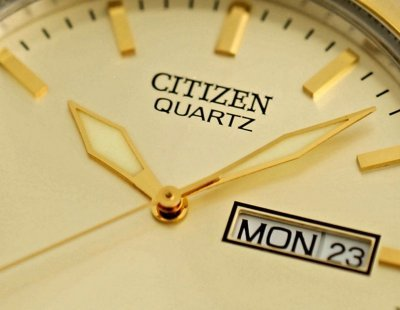 CITIZEN Quartz Gents Collection BF0554-65P
