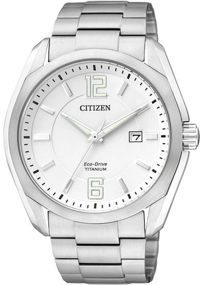 CITIZEN Eco-Drive Super Titanium Collection BM7081-51B