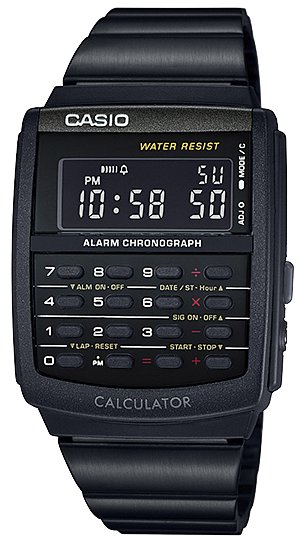 CASIO DATA BANK Calculator CA-506B-1A