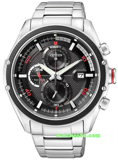 CITIZEN Eco-Drive Chronograph CA0120-51E