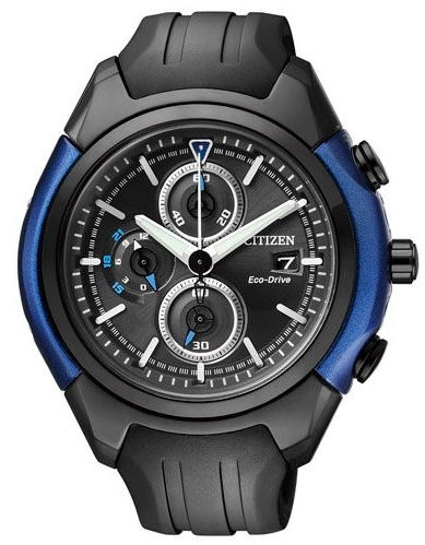 CITIZEN Eco-Drive Chronograph CA0288-02E