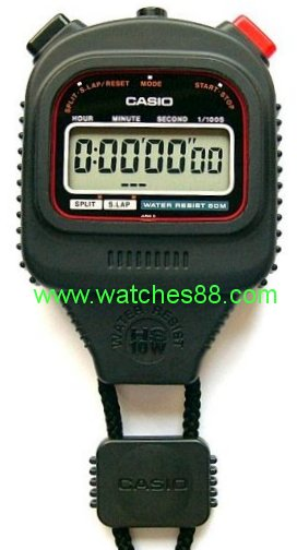 CASIO digital stopwatch HS-10