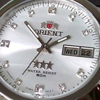 ORIENT Classic Automatic Collection EM70005W