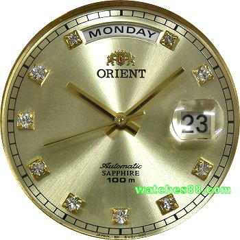 ORIENT Oyster Automatic Sapphire Collection FEV0J002C