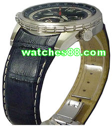ORIENT  22mm Genuine Leather for CFT00003D