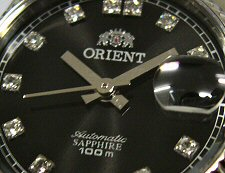 ORIENT Oyster Ladies Automatic Sapphire Collection CNR16003B