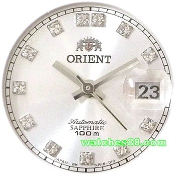 ORIENT Oyster Ladies Automatic Sapphire Collection CNR16003W