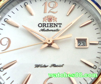 ORIENT Charlene Automatic Classic Ladies Collection CNR1Q002W (WV0651NR)