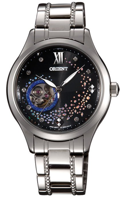 ORIENT Blue Moon Fashionable Automatic Happy Stream Collection - Open Heart DB0A007B
