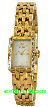 CITIZEN Eco-Drive Ladies Crystal Collection EW9393-53A