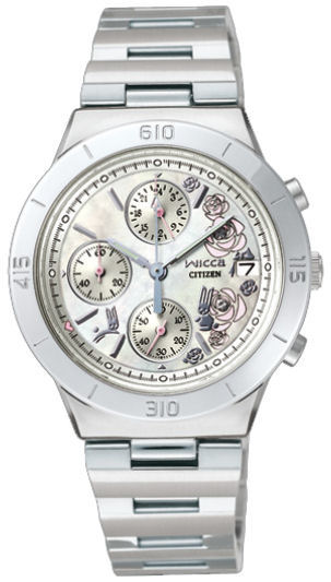 Citizen Wicca Chronograph FA1006-50D