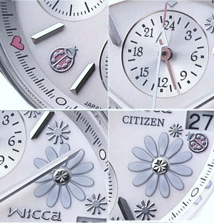 Citizen Wicca Chronograph FA1007-57A