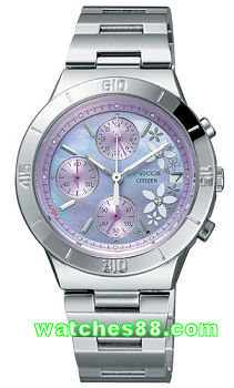 Citizen Wicca Chronograph FA1008-54Z