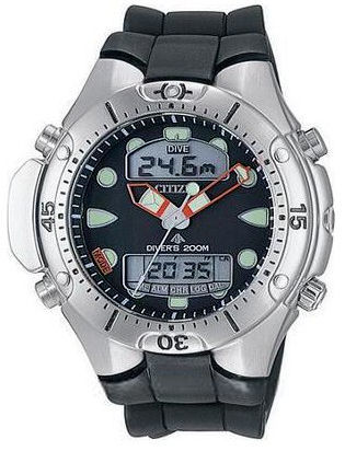 CITIZEN PROMASTER Sea Collection Professional diver's 200M JP1060-01E
