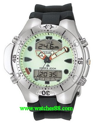 CITIZEN PROMASTER Sea Collection Professional diver's 200M JP1060-01W