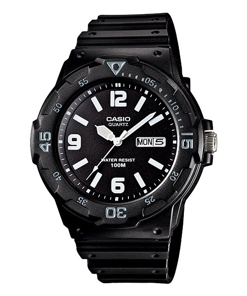 CASIO Diver Look MRW-200H-1B2