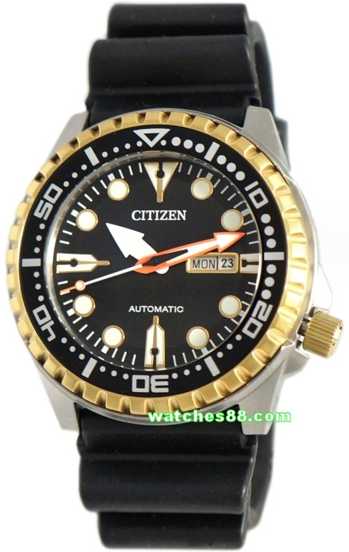 CITIZEN Promaster Marine Automatic 100M NH8384-14E