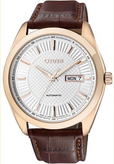 CITIZEN Mechanical Sapphire Collection NP4013-06A