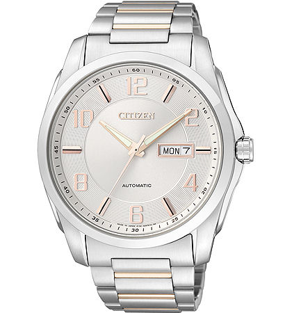 CITIZEN Mechanical Sapphire Collection NP4020-60A