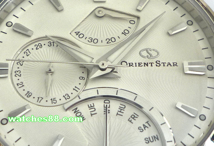 ORIENT STAR Classic Power Reserve Retrograde Automatic Collection SDE00002W