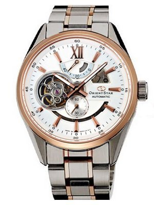 ORIENT STAR Semi Skeleton Collection SDK05001W
