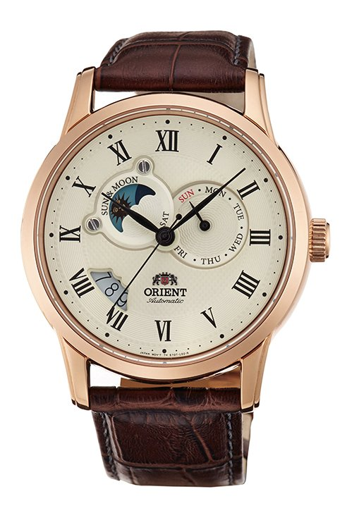 ORIENT Sun & Moon Classic Automatic Sapphire Collection SET0T001W ( WV0371ET )