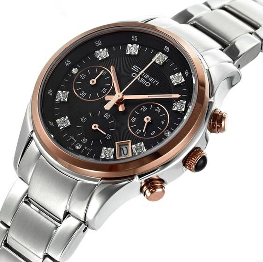 CASIO Sheen Chronograph SHN-5003P-1A
