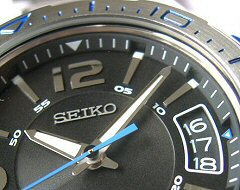 Seiko Criteria Kinetic SKA281